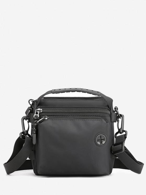 Multifunctional Waterproof Outdoor Casual Sport Bag - أسود