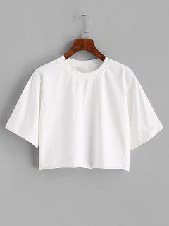 T-Shirt Corta - Bianca M