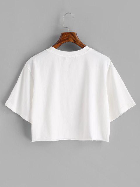 T-Shirt Corta - Bianca M Mobile