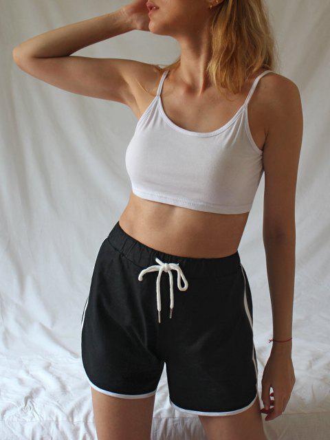 Crop Cami Top und Shorts Set - Multi S Mobile