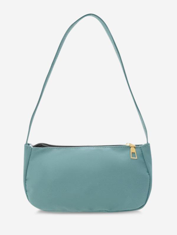 Solid Rectangle Mini Casual Shoulder Bag