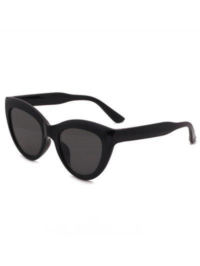 Retro-Caty Eye-Sonnenbrillen - Schwarz