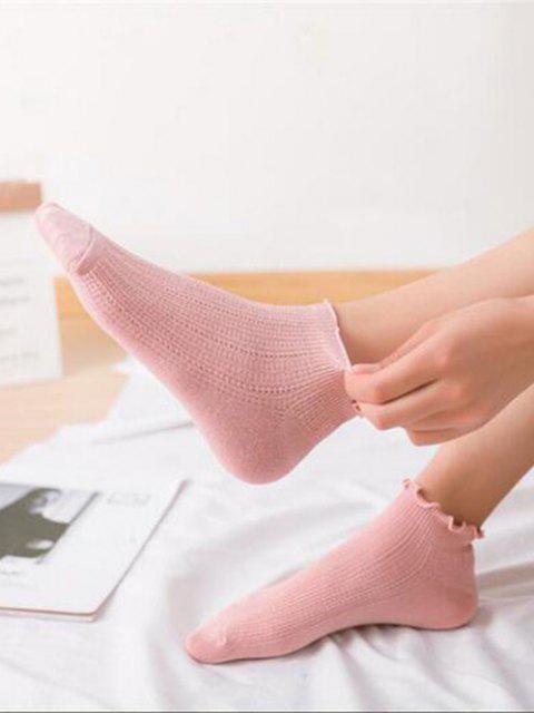 7 Paar Kopfsalat Trim Atmungsaktive Knöchel Socken - Multi-A  Mobile