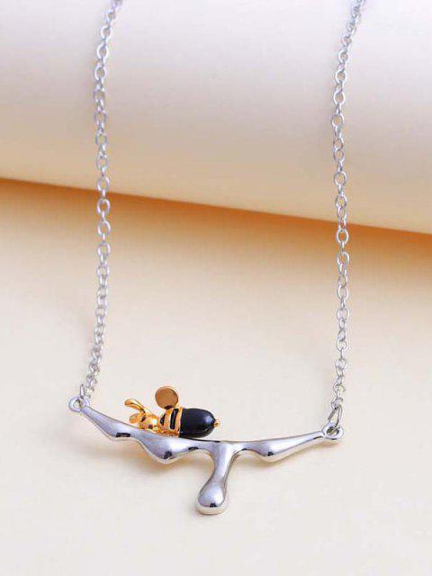 Gravierte Handherz Anhänger Halskette - Silber  Mobile