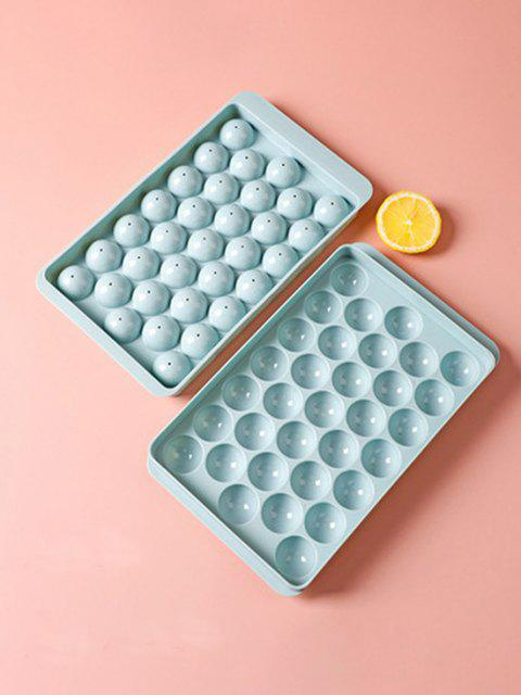 latest Kitchen Tool 33 Cube Ice Ball Tray - SKY BLUE  Mobile