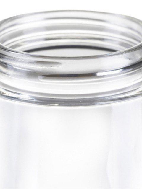 650ML Automatic Flip Glass Oil Bottle - Himmelblau  Mobile