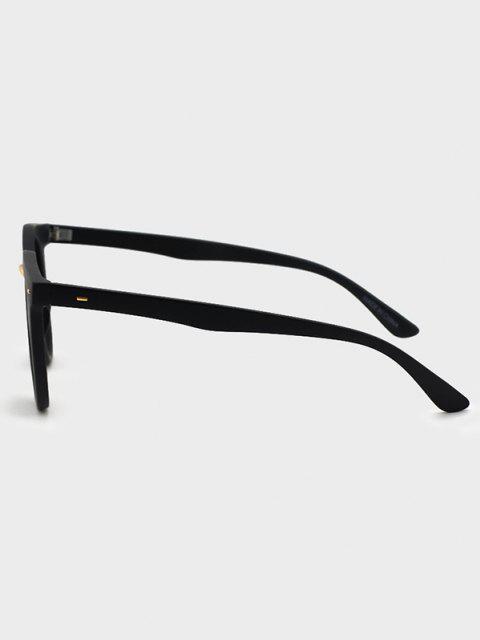 Gafas de Sol Redondas Barra Metálica - Negro  Mobile