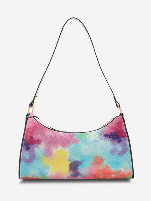 Farbverlaufsfarbe Umhängetasche - Rosa  Mobile