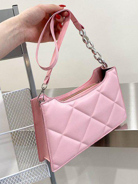 Gesteppte Hallenschuhe mit Hübschem Blick - Pink  Mobile