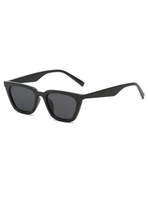 Gafas de Sol Clásico con Protección UV con Marco Cuadrado - Negro  Mobile