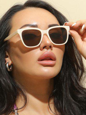 zaful Classic Square Frame UV Protection Sunglasses