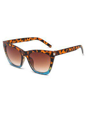 zaful Gradient Tortoise Pattern Sunglasses