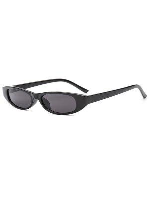 zaful Narrow Anti UV Sunglasses