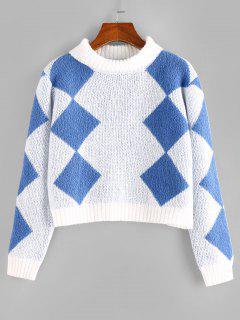 ZAFUL Jersey Corto De Argyle - Multicolor L