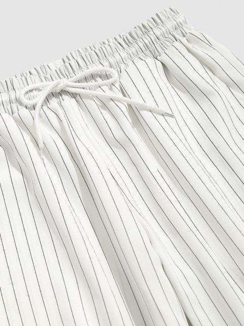 ZAFUL Geformtes Schößchende Blouon Beleuchtet PatchPet Brustgurte - Weiß XXL Mobile