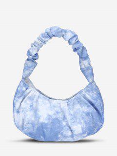 Bolsa Asas Tie Dye - Azul Marino