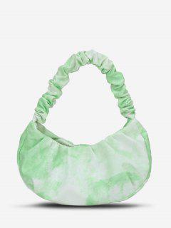 Bolsa Asas Tie Dye - Verde Claro