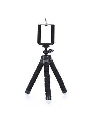 SHOOT Rotación Trípode Estabilizador de la manija del escritorio para la cámara de la acción del teléfono