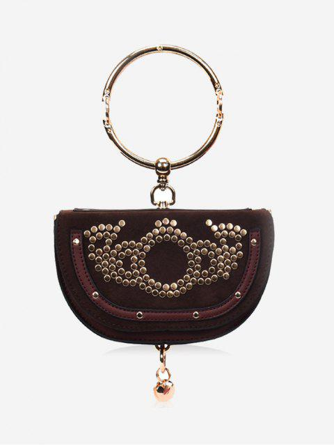 Ring personalisierte weibliche Hand Messenger Bag - Rot  Mobile