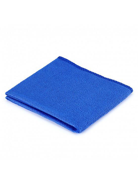 30x70 سنتيمتر متعددة الأغراض ستوكات تنظيف القماش ماصة الصبح منشفة - أزرق