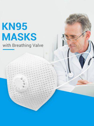 Máscaras Anti Poluição Equitação Sólida Forro Filtro De Suprimentos Ao Ar Livre XINTOWN - Branco 15pcs