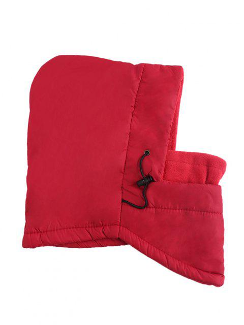 chic Outdoor Winter Multifunction Warm Wind Resistance Hat for Unisex - RED  Mobile