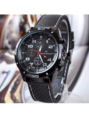 Digital Analog Sport Watch