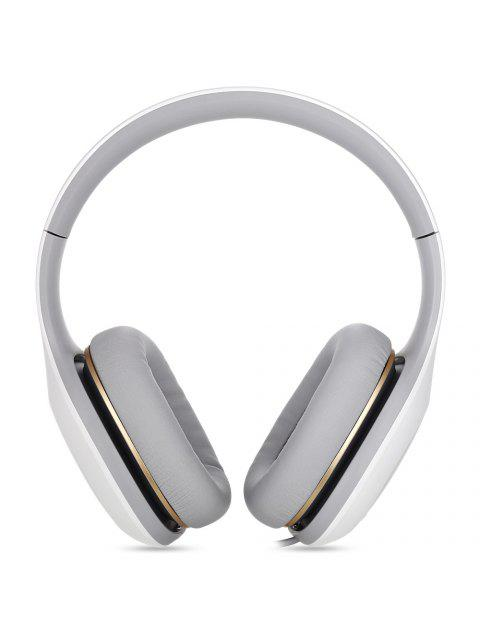 latest Original Xiaomi Headphones Built-in Mic - WHITE  Mobile