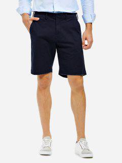 Pantalones Cortos - Azul Purpúreo 35