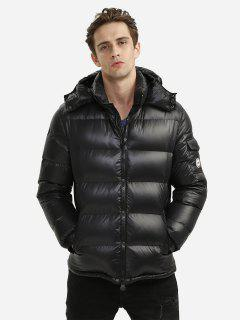 Down Jacket - Black L