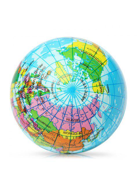 Jouet Spongieux avec Design Sphère 6,3cm Cadeau Intéressant en PU Anti-Stress Relaxation - Multicolore  Mobile