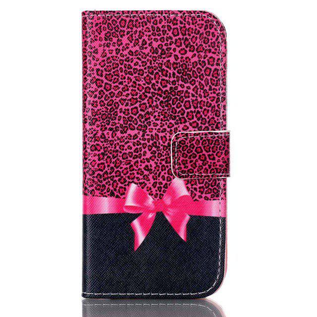 Housse de protection Kickstand pour Bowknot Housse en cuir PU pour Samsung Galaxy S7 Edge