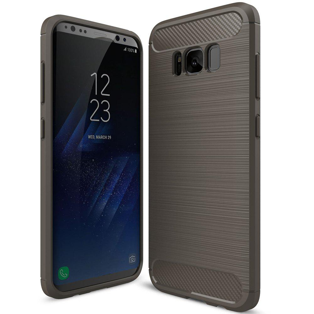 ASLING Brushed Finish Phone Case Protector for Samsung Galaxy S8 218252303
