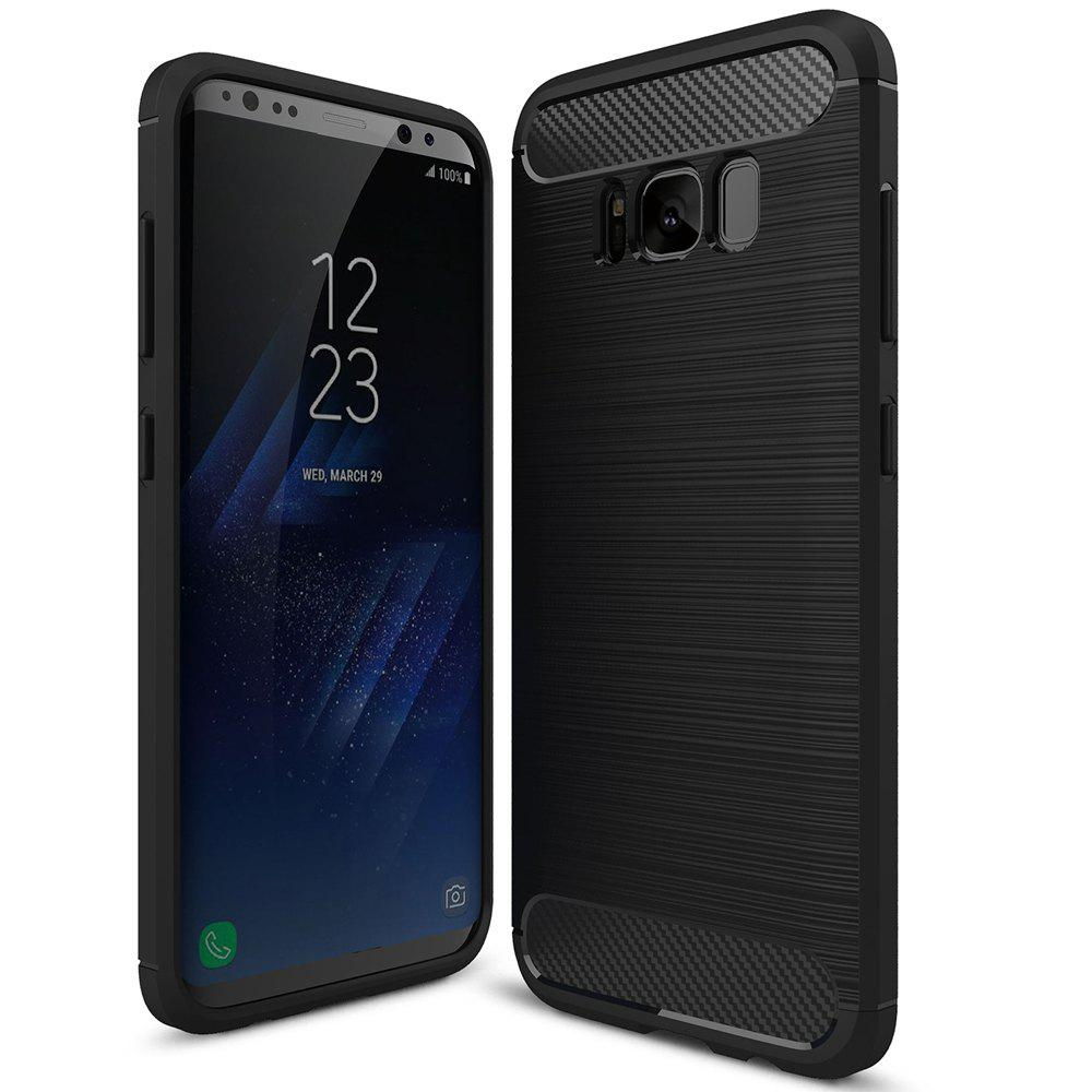ASLING Brushed Finish Phone Case Protector for Samsung Galaxy S8 Plus 218252101