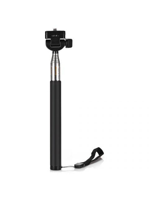 outfits gocomma Z07 - 1 Extendable Monopod Selfie Stick for GoPro  / DSLR - BLACK  Mobile