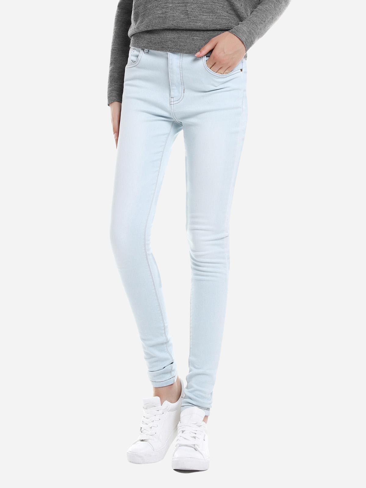 ZAN.STYLE Super Skinny Jeans