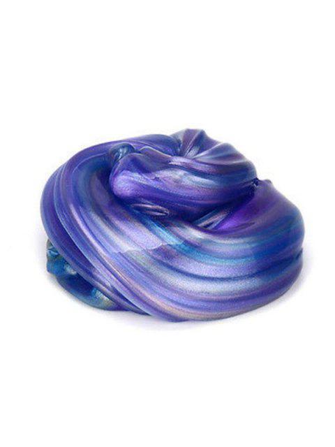 Pâte à Modeler Cristalline en Motif de Oeuf de Couleur Mixte 1PC pour Enfants - Multicolore  Mobile
