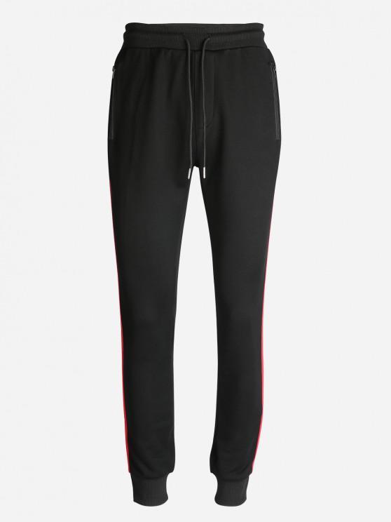 ZAN.STYLE Men Sweatpants - ブラック XL