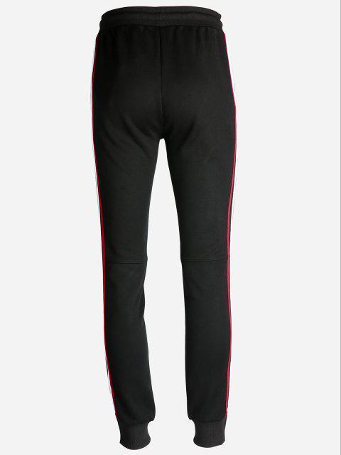 fancy ZAN.STYLE Men Sweatpants - BLACK XL Mobile