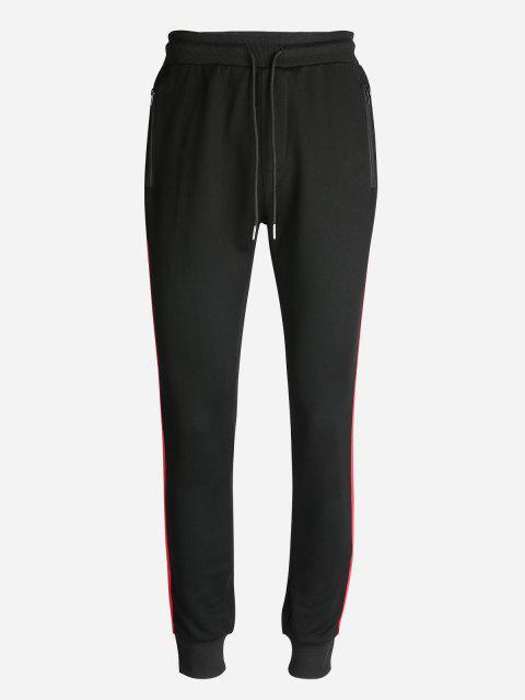 ZAN.STYLE Men Sweatpants - 黑色 2XL Mobile