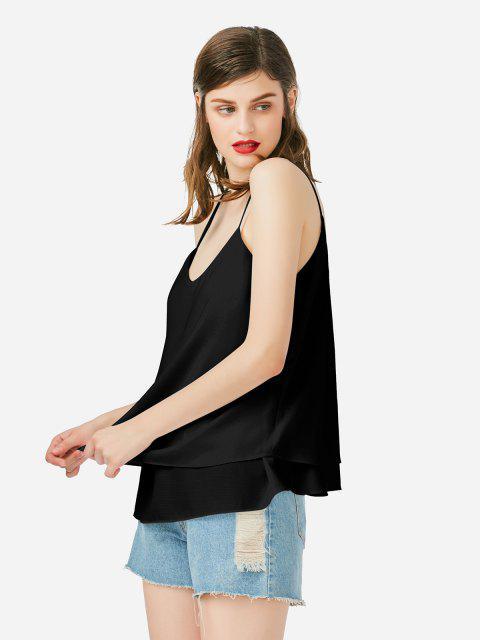 Camisole - Noir M Mobile