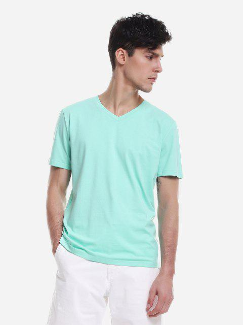 ZAN.STYLE T Shirt - 綠色 XL Mobile
