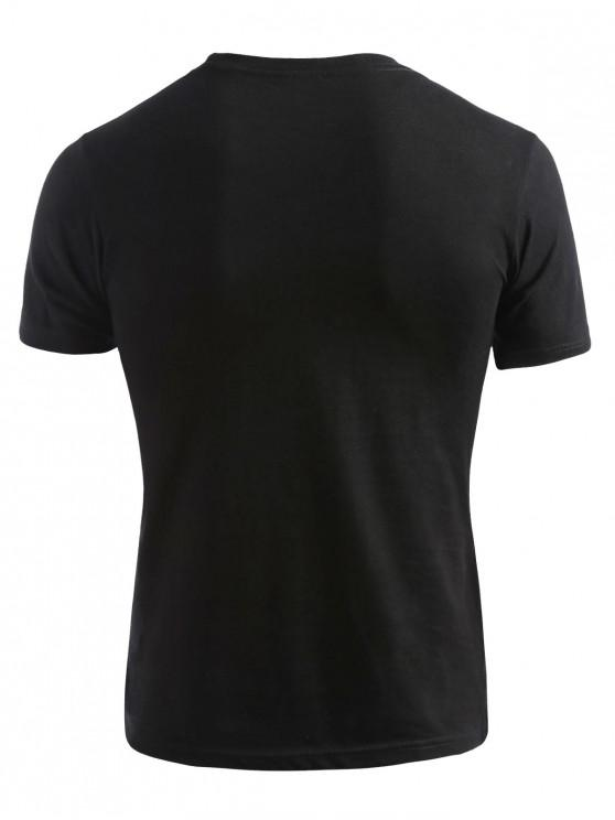 Miami 2xl À Manches shirt CourtesNoir T OXPZuTki