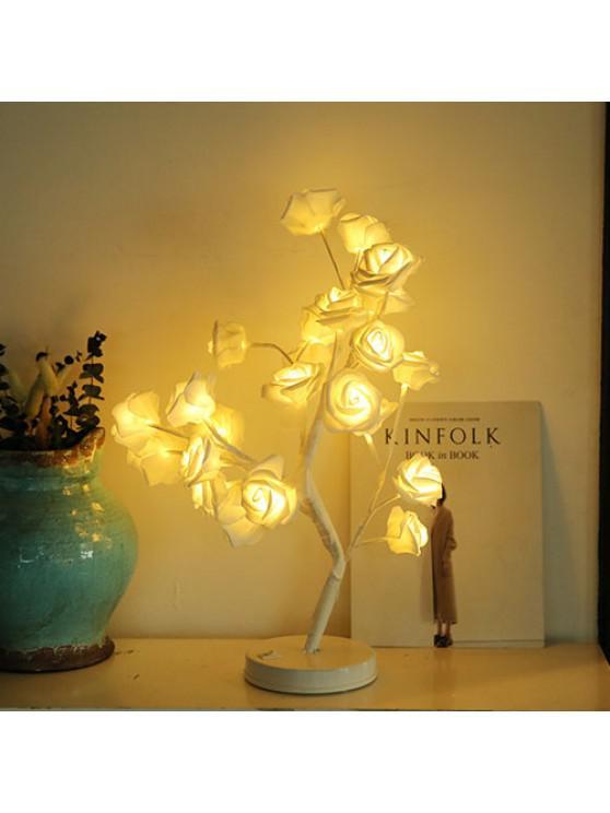 Lampe En Led De Pot D'arbre Décoration gbYf67y
