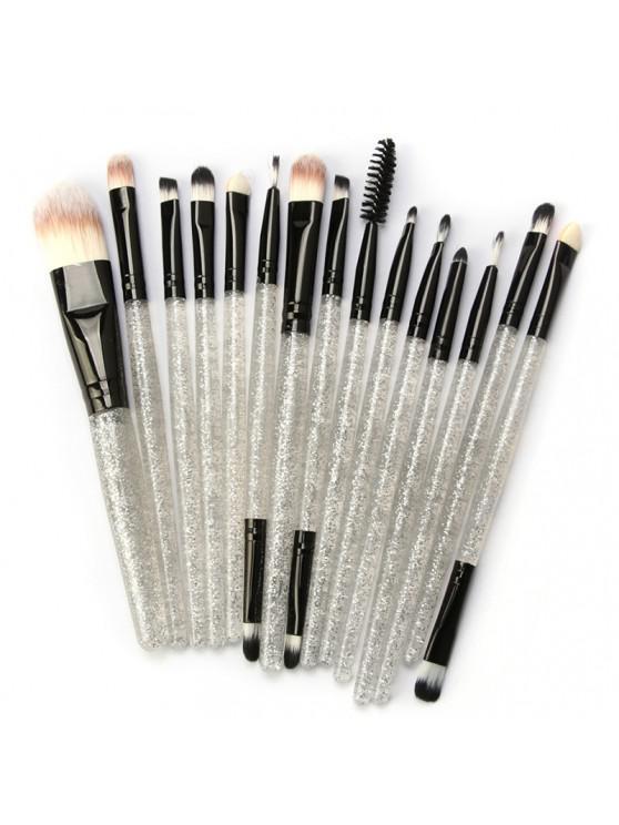 MAANGE MAG5735 Set de pinceaux pour maquillage, outil de maquillage - Blanc de Crème