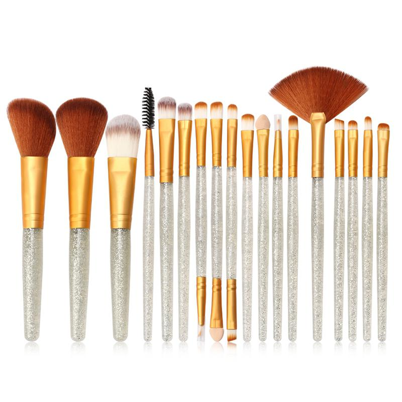 MAANGE MAG5734 Flash Diamond Maquillage Brosse de maquillage Outil