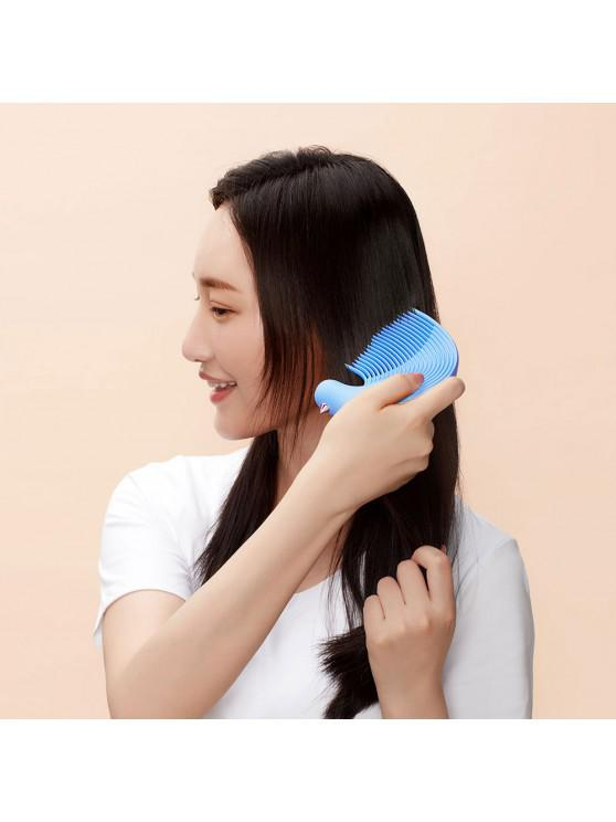 latest Cute Beauty Home Bird Shape Comb from Xiaomi youpin - DAY SKY BLUE