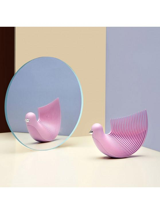 trendy Cute Beauty Home Bird Shape Comb from Xiaomi youpin - PINK