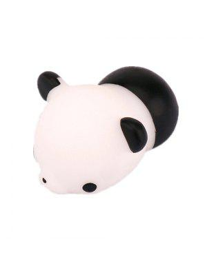 Mini Cartoon Panda TPR Animal Squishy Toy Stress Relief Product Decoration Gift