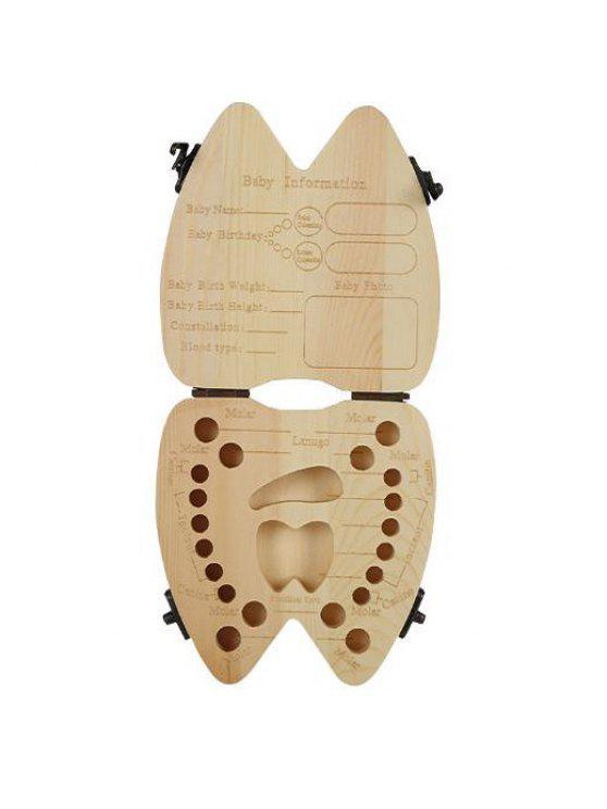 Výsledok vyhľadávania obrázkov pre dopyt tooth wooden box